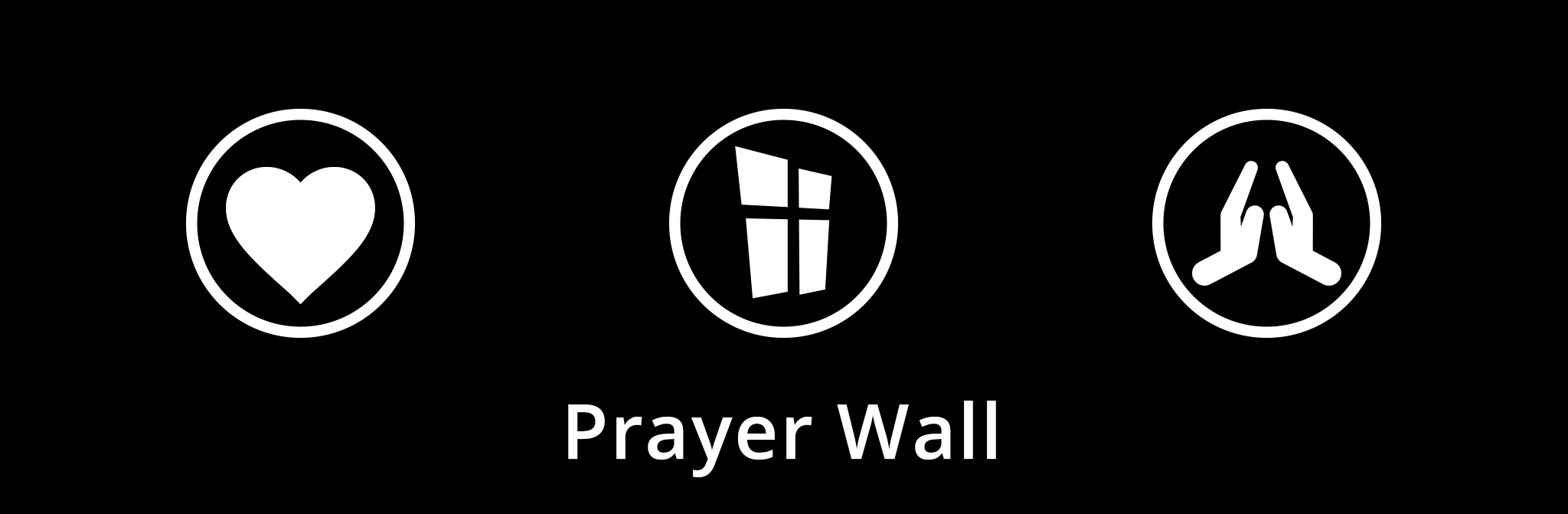 Prayer Wall at Calvary Assembly