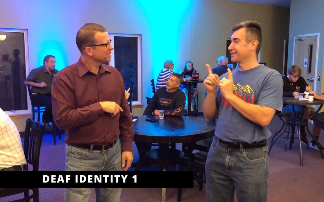 Deaf identity 1